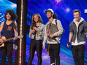 The Luminites, Rosie O'Sullivan and Stevie Pink among tonight's contenders.