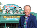 Nick Park launches Blackpool Beach's new 'Thrill-O-Matic' ride from Aardman.