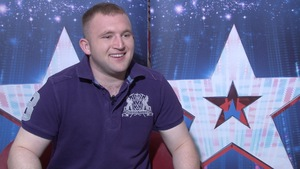Britain's Got Talent Robbie Kennedy: 'I want to release Iris'