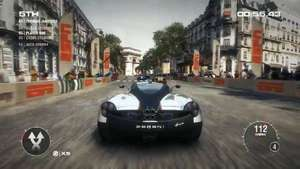 GRID 2 LiveRoutes gameplay trailer