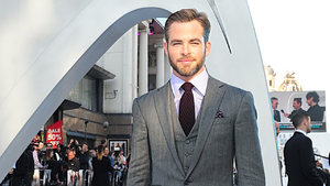 Star Trek Into Darkness interviews: Chris Pine, Zachary Quinto, Simon Pegg