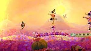 'Rayman Legends' debuts 'Mariachi Madness' level trailer