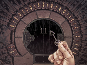 Locke & Key &#39;Alpha&#39; issue artwork