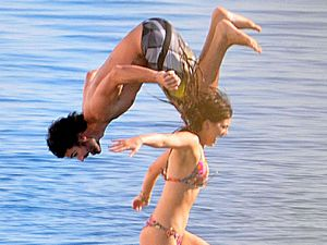 Kylie Jenner, Brody Jenner, yacht, Mykonos, Greece 