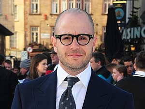 Damon Lindelof arriving for the premiere of Star Trek Into Darkness at the Empire Leicester Square, London.