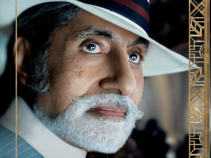 &#39;Great Gatsby&#39; character poster: Meyer Wolfsheim (Amitabh Bachchan)