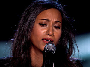The Voice UK 2013 - Episode 6: Abi Sampa