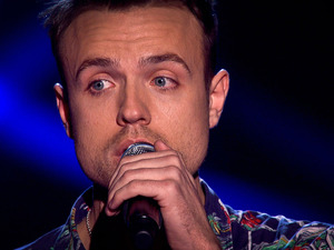 The Voice UK 2013 - Episode 6: John Pritchard