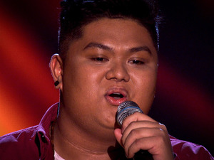 The Voice UK 2013 - Episode 6: Joseph Apostol