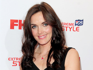 Victoria Pendleton arrives at FHM's 100 Sexiest Women in the World Party