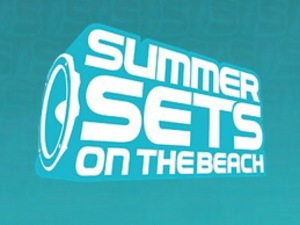 Summer Sets On The Beach 2013.