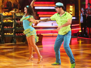 Week 7: Alexandra Raisman and Mark Ballas