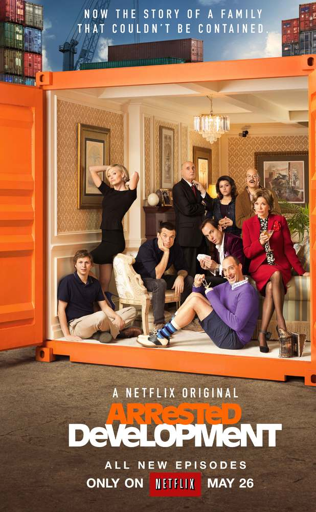 'Arrested Development' returns on Netflix.