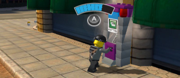 Lego City: The Chase Begins on 3DS