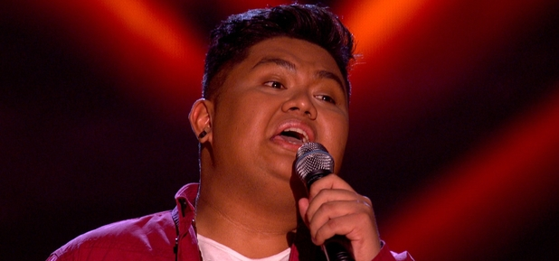 Joseph Apostol on The Voice