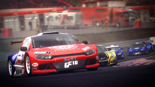 'GRID 2' screenshot