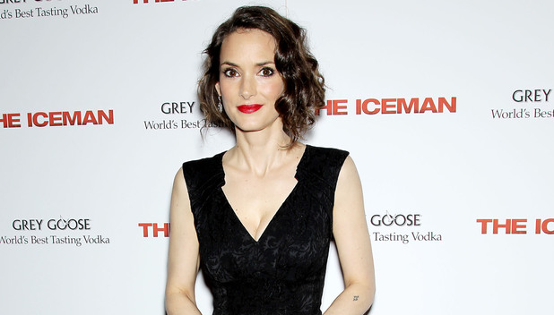Winona Ryder, The Iceman, New York