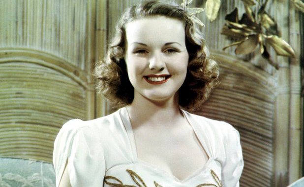 Deanna Durbin in the 1940s