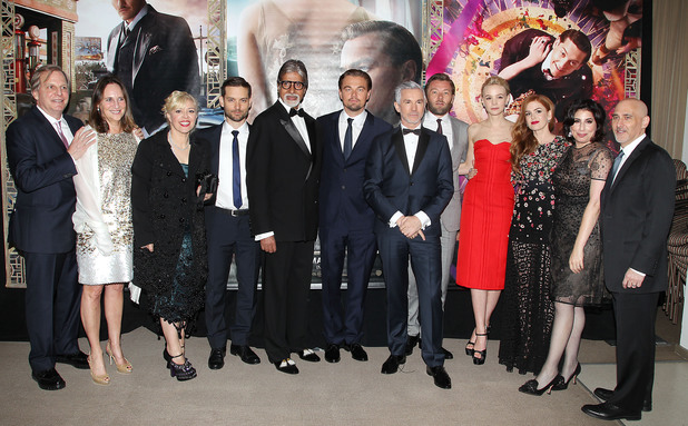 Amitabh Bachchan & the cast premiere of 'The Great Gatsby' in New York