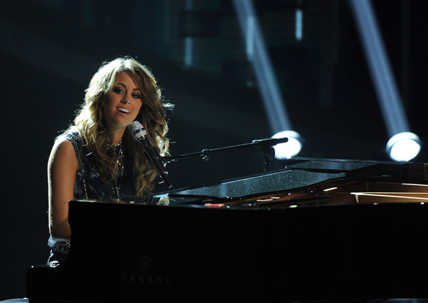 Angie Miller performs in 'American Idol' semi-final