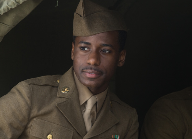 Gary Carr in 'Foyles War'