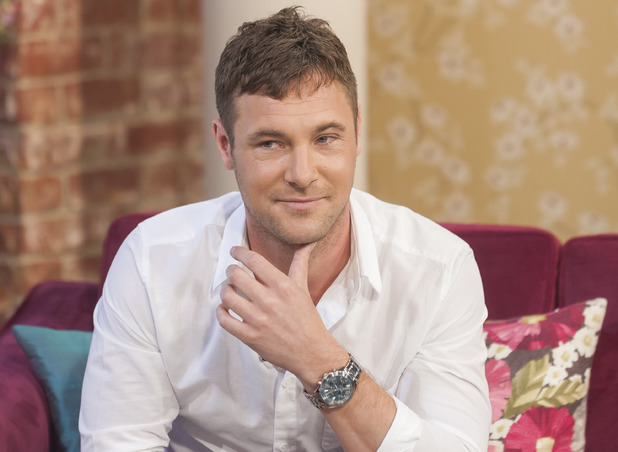 Coronation Street actor Marc Baylis speaking on This Morning - May 1, 2013