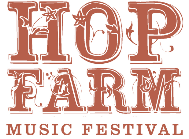 Hop Farm logo.