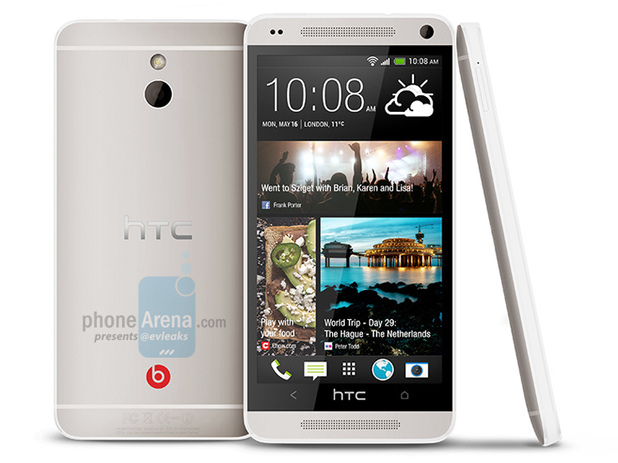 Leaked image of the HTC M4 smartphone