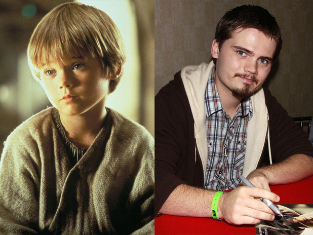 Star Wars actor JAKE LLOYD arrested after South Carolina car chase.