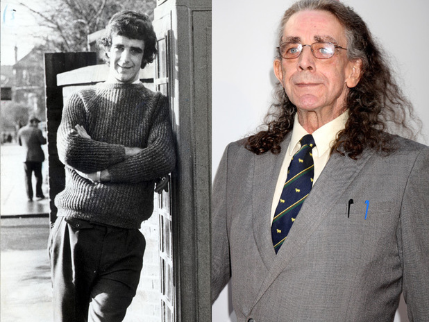 Peter Mayhew: Then & Now