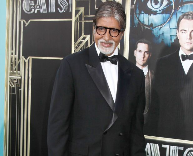 Amitabh Bachchan at the premiere of 'The Great Gatsby' in New York