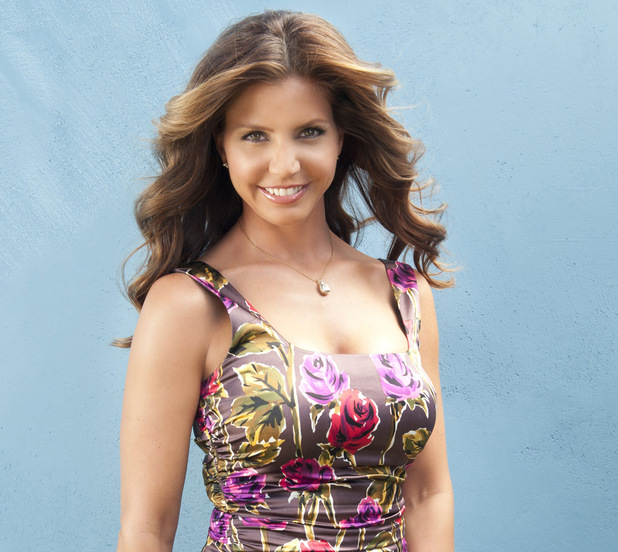 Charisma Carpenter as Ann Rebecca Sewell in The Lying Game
