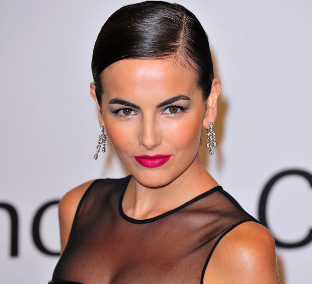 Camilla Belle at the Lincoln Center in 2011