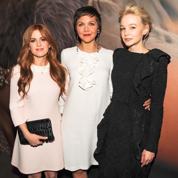 Isla Fisher, Maggie Gyllenhaal, Carey Mulligan