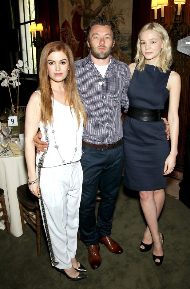 Isla Fisher, Joel Edgerton and Carey Mulligan