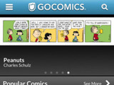 GoComics on iOS