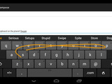Swype on Android