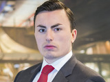 'Apprentice's 'Dracula' Alex Mills showcases cow-milking style - video