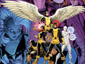 Marvel Comics teams up with GREE on the time-traveling X-Men app.