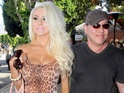 Courtney Stodden also claims husband Doug Hutchison opposed surgery.