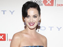Katy Perry steps out at the annual Delete Blood Cancer Gala.