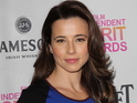 Linda Cardellini says producers kept details of her character Sylvia a secret.