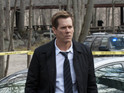 Kevin Bacon's dark drama bows out in signature style with an uneven finale.
