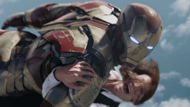 'Iron Man 3' still