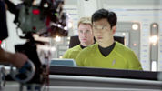 Go behind the scenes on the making of Star Trek Into Darkness with 7 minutes of b-roll footage.
