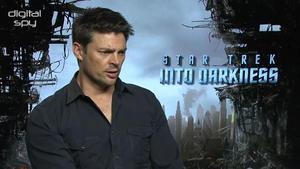 Karl Urban 'Star Trek Into Darkness' interview