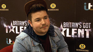 Alex Keirl on BGT audition and Les Mis