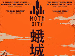 &#39;Moth City&#39; cover artwork