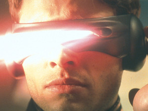 James Marsden as Cyclops in 'X-Men'