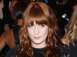 Florence Welch at the 'PUNK: Chaos to Couture' Costume Institute Gala at The Metropolitan Museum of Art.